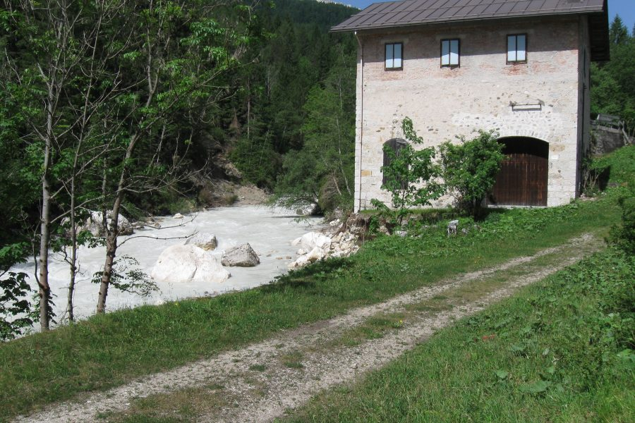Al via i lavori in località Fusineles a Borca di Cadore