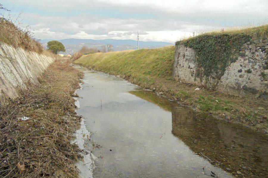 Avviati i lavori sul torrente Laverda nel nuovo comune di Colceresa (VI)