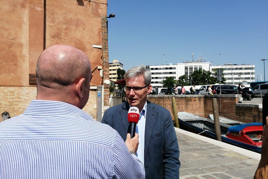 """Bottacin incalza il ministro Costa su annuncio cabina di regia PFAS: """"inizi col mettere i limiti. È ancora fermo alla linea di partenza"""""""
