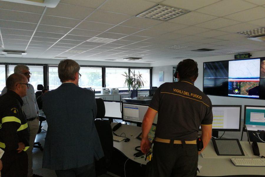 350.000 euro ai Vigili del Fuoco per mezzi e attrezzature in comodato