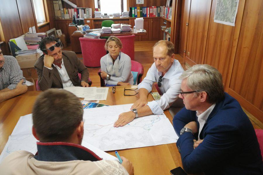 Incontro tra Regione e Comune per accelerare sul collegamento Padola – Pusteria.