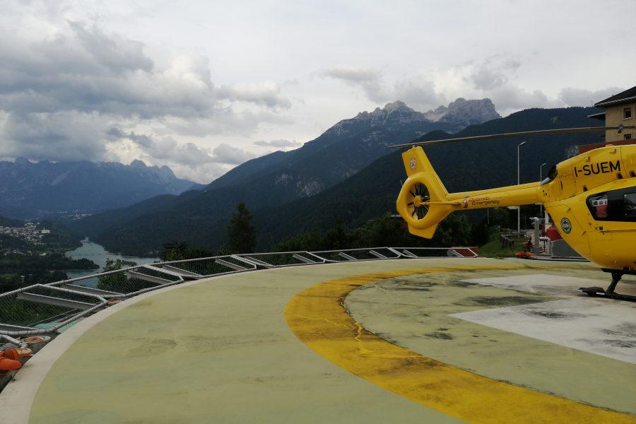Presentati i nuovi mezzi del Soccorso Alpino acquistati con il contributo della Regione Veneto