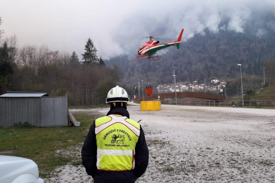 Al via nuovi corsi per volontari e tecnici di antincendio boschivo