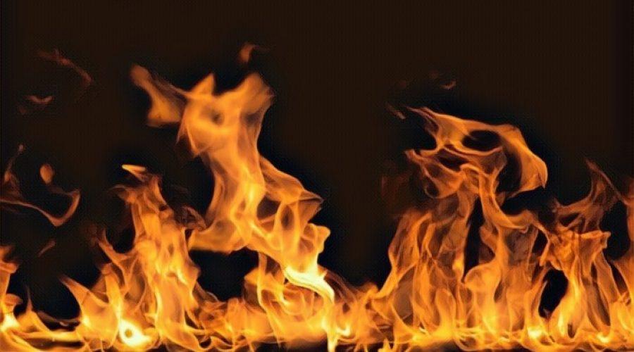 Incendi a Istrana e Zenson di Piave