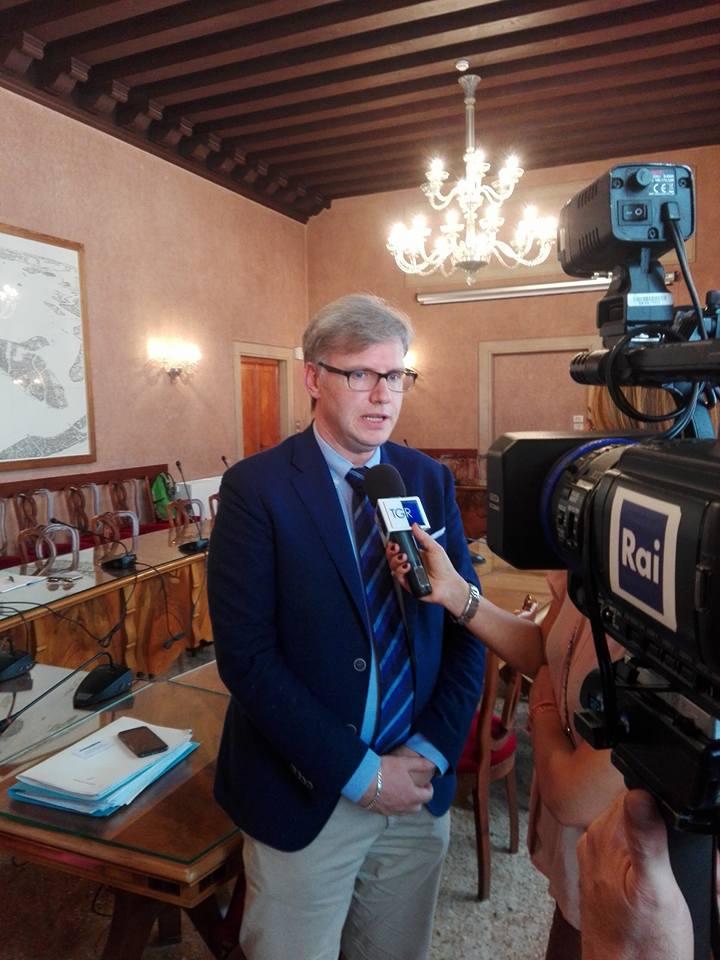 """""""Proposte Governo mettono a rischio economia"""". L'assessore Bottacin scrive al ministro Costa"""