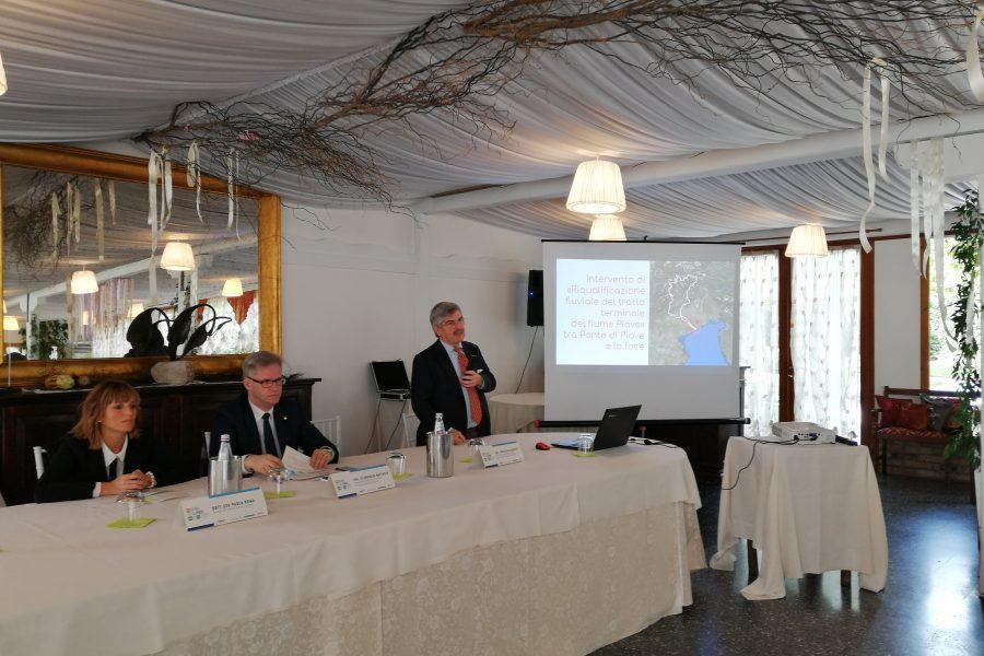 Regione e Autorità di Distretto presentano piano di sicurezza del Basso Piave