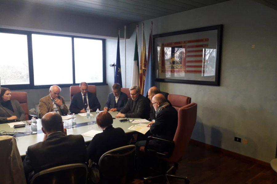 Bottacin incontra i sindaci del Litorale assicurando massimo impegno in attesa risposte dal governo