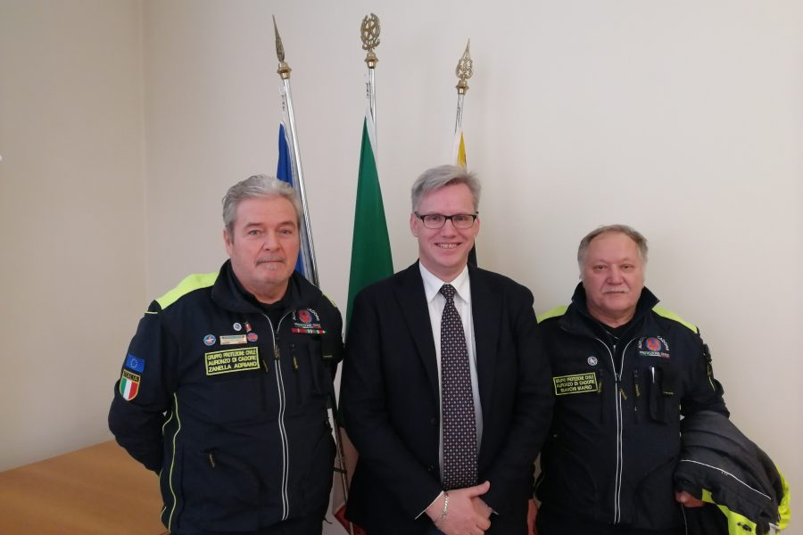 I Campionati nazionali di sci della Protezione Civile a gennaio in Comelico e Auronzo di Cadore