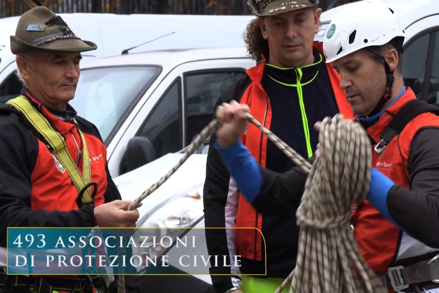 Il sistema di Protezione Civile della Regione del Veneto