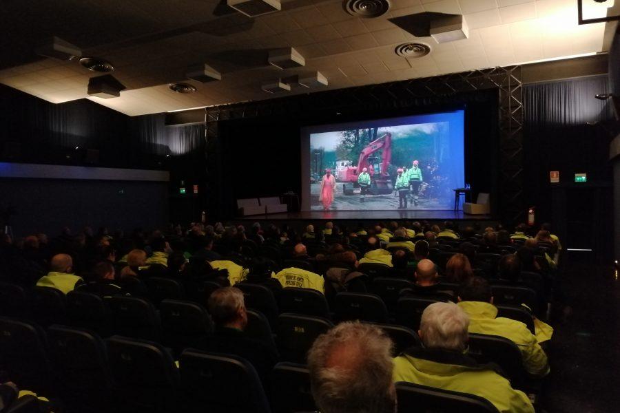 Le immagini del 17° Campionato di sci della Protezione Civile