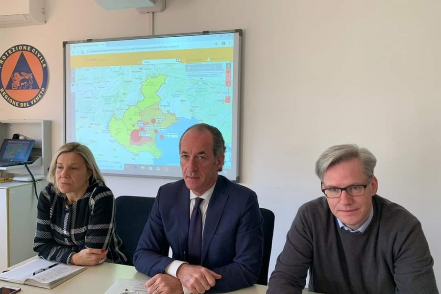 In Veneto in campo il servizio inOLTRE con il numero verde 800334343. Aiuterà la gente a gestire paure e difficoltà psicologiche