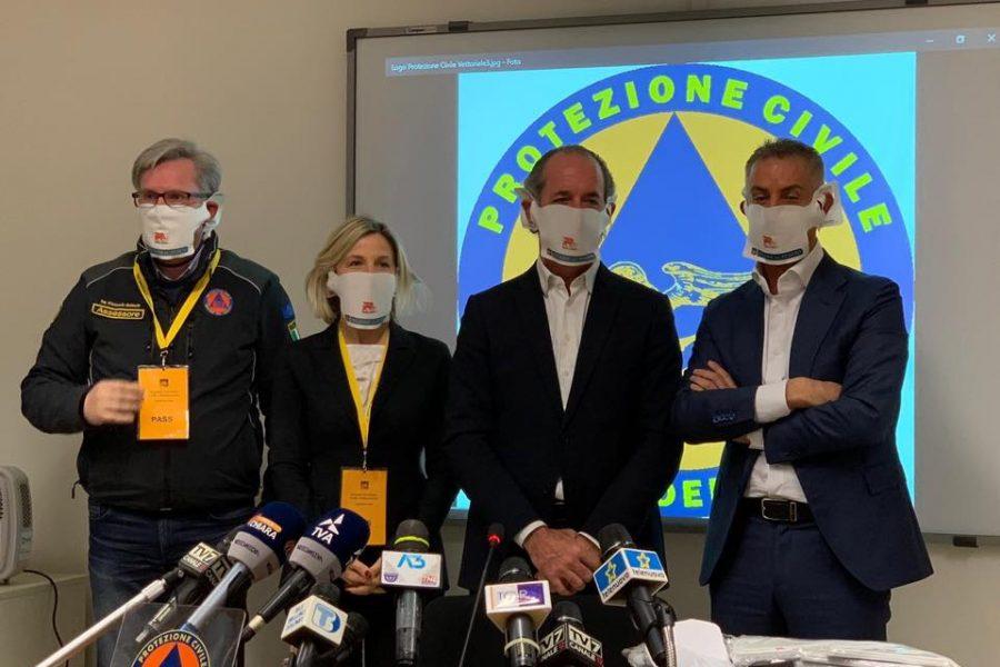Coronavirus. Tutte le indicazioni sulla distribuzione delle mascherine filtranti