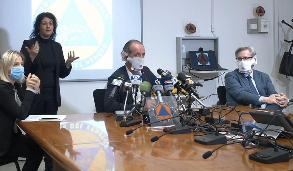Fase 2 per gli ospedali in Veneto. Presentate le linee di indirizzo per la ripresa in sicurezza delle attività ordinarie