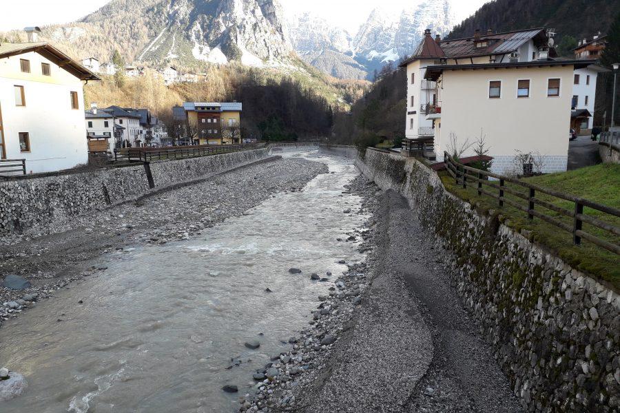 Al via i lavori sul Maè a Forno in Comune di Val di Zoldo