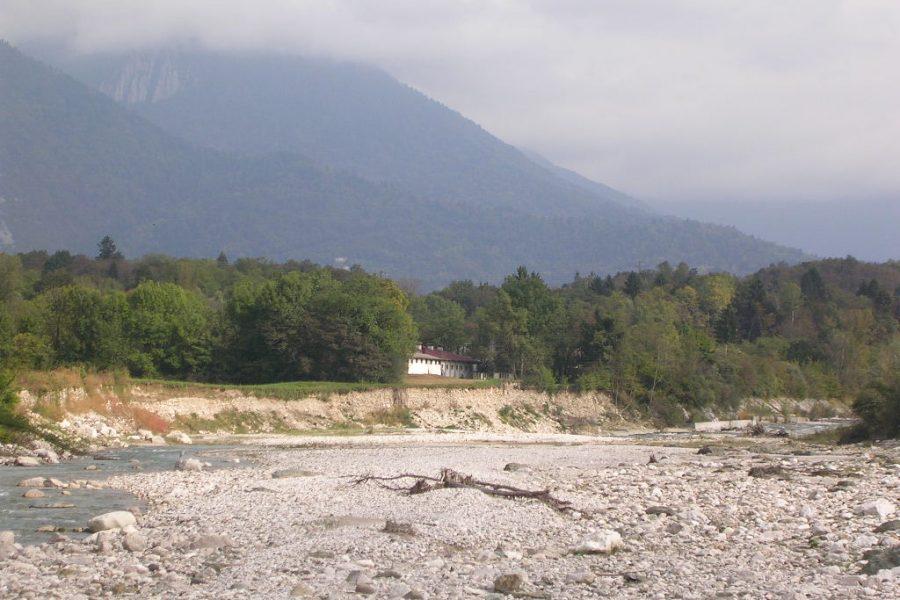 Al via i lavori sul Cordevole a Sospirolo in località Pra' Cappello