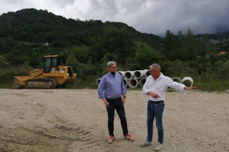In Alpago 17 cantieri del valore di 7,8 milioni di euro