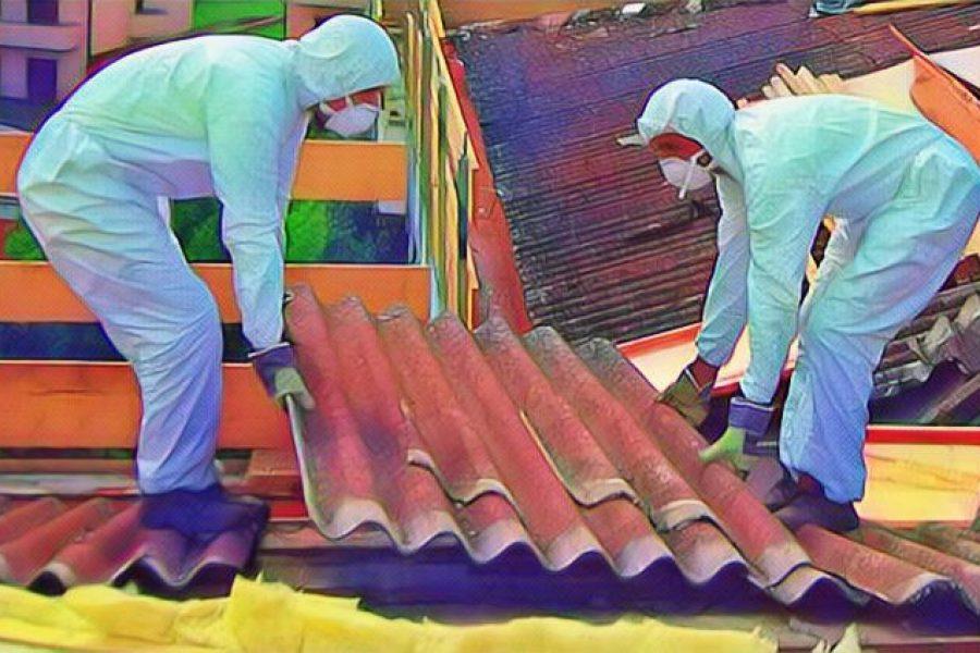 Al via bando da 10 milioni di euro per la rimozione dell'amianto dagli edifici pubblici
