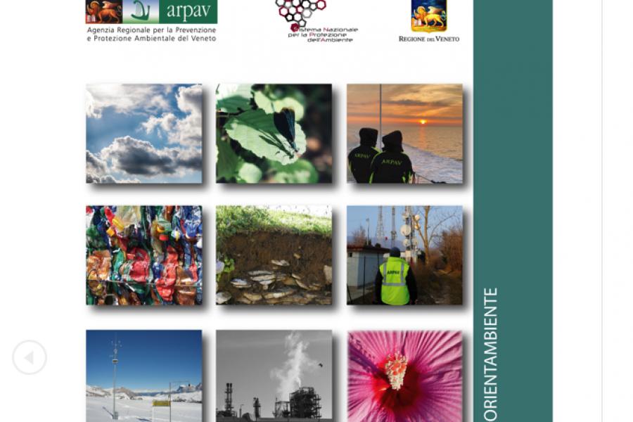 Rapporto 2020 di ARPAV sullo stato dell'ambiente in Veneto