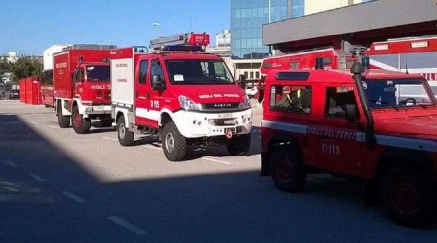 Protezione Civile. 150.000 euro ai Distaccamenti dei Vigili del Fuoco Volontari
