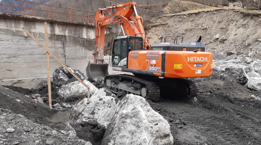 """Messa in sicurezza del torrente Val Paganina a Gosaldo  Bottacin: """"piccolo ma importante intervento per la sicurezza idraulica"""""""