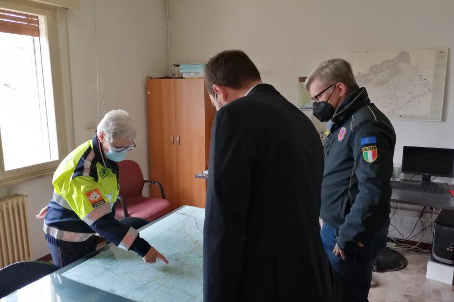 Incontro con i volontari di Mogliano Veneto