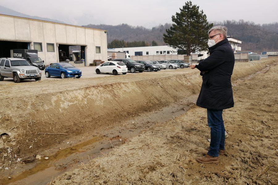 """Bottacin in sopralluogo ai cantieri dell'Alpago: """"tanti interventi fondamentali per ridurre l'impatto degli eventi calamitosi"""""""