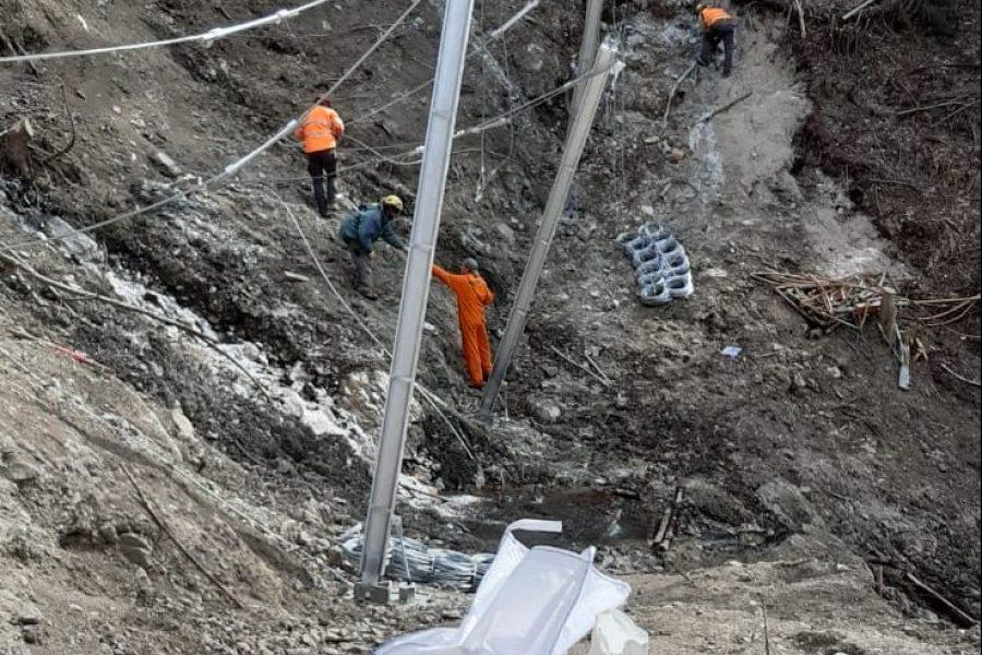 """Lavori a monte della Strada Provinciale 251 in Val di Zoldo. Bottacin: """"pronte risposte alle necessità territoriali"""""""