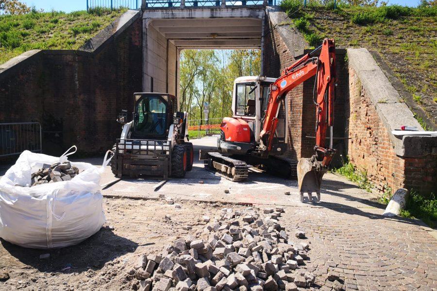 """Al via oggi cantiere a Noventa di Piave. Bottacin: """"1,5 milioni di euro di investimento perimportante intervento disicurezza idraulica"""""""