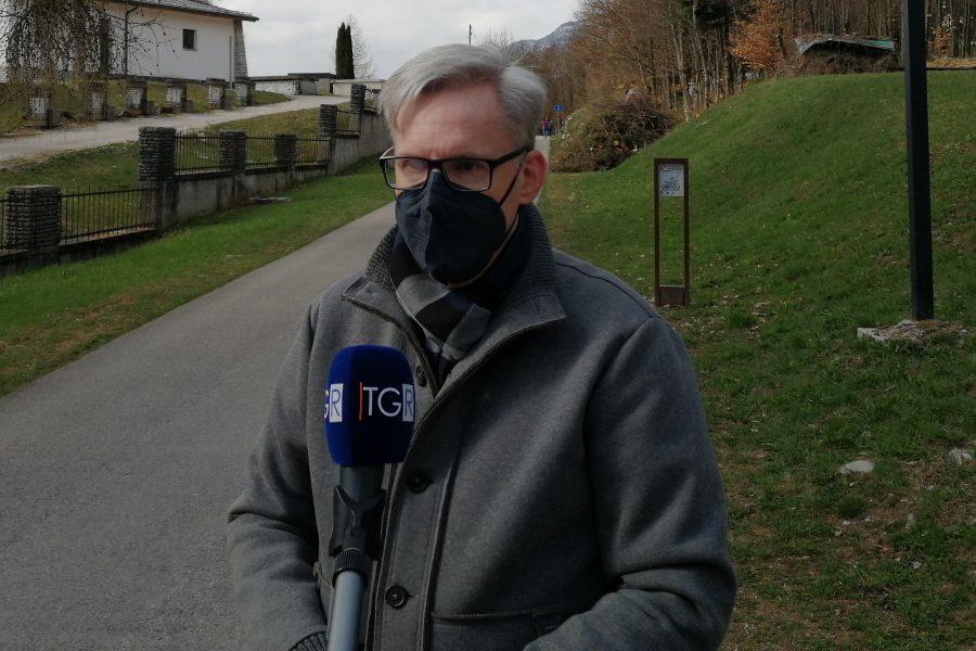"""Altri importanti lavori in Agordino e Comelico. L'assessore Bottacin: """"un milione di euro per la sicurezza idraulica"""""""