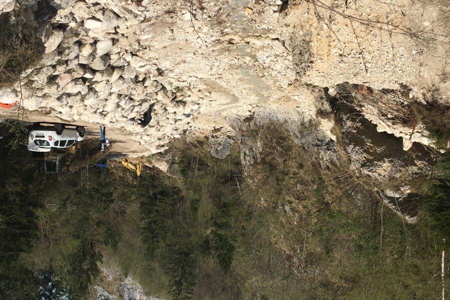 """Messo in sicurezza il rio Torto a Pedemonte. L'assessore Bottacin: """"non solo ripristino dello status quo ma anche aumento della resilienza"""""""