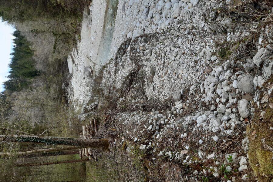 """Al via i lavori sui torrenti Veses e Caorame. L'assessore Bottacin: """"proseguiamo nel nostro puntuale percorso di messa in sicurezza dell'intero territorio"""""""