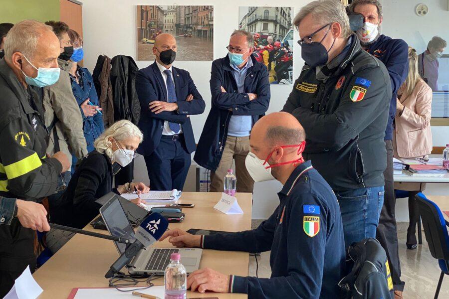 Esercitazione sul rischio sismico nel Vicentino