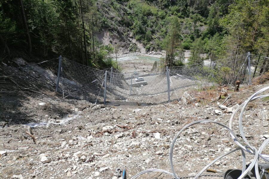"""Completati i lavori sulla Provinciale 251 della Val di Zoldo. L'assessore Bottacin: """"intervento con tempi da record"""""""