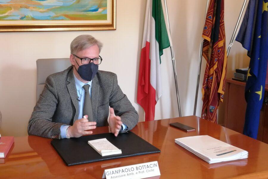 """ln Provincia di Venezia 1.850.000 euro per la sicurezza ambientale. L'assessore Bottacin: """"importanti interventi di bonifica dall'amianto e a tutela dei cittadini"""""""