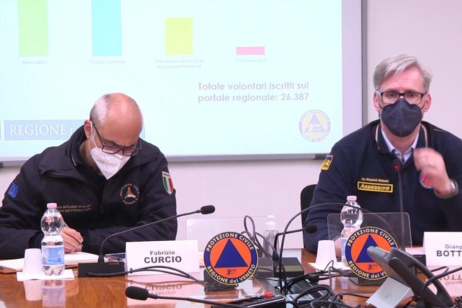 """A Lonigo (VI) il Meeting regionale della Protezione Civile. L'assessore Bottacin: """"importante momento di confronto"""""""