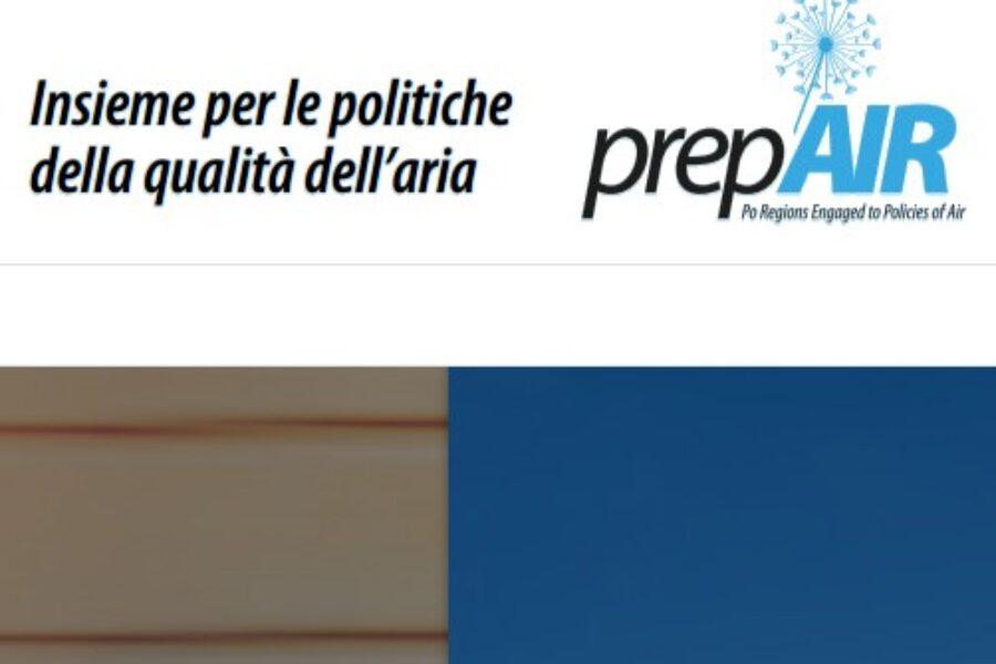 Progetto Life PrepAir. Le regioni del bacino padano unite per la qualità dell'aria